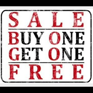 Other - 🎉BUY ONE GET ONE FREE!! 🎉